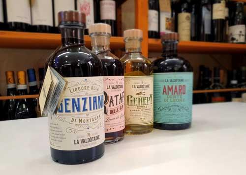 """I Liquori di""""La Valdotaine"""""""